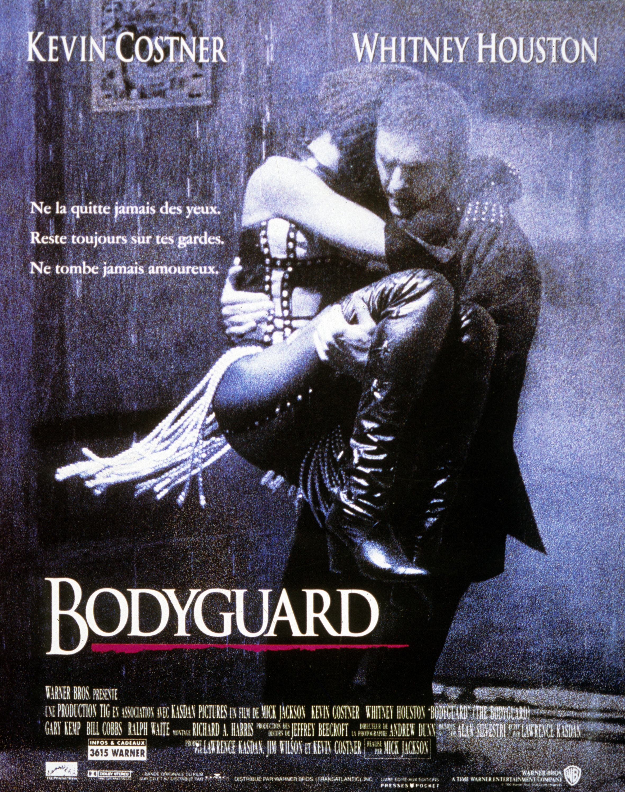 Bodyguard Movie Poster Photo