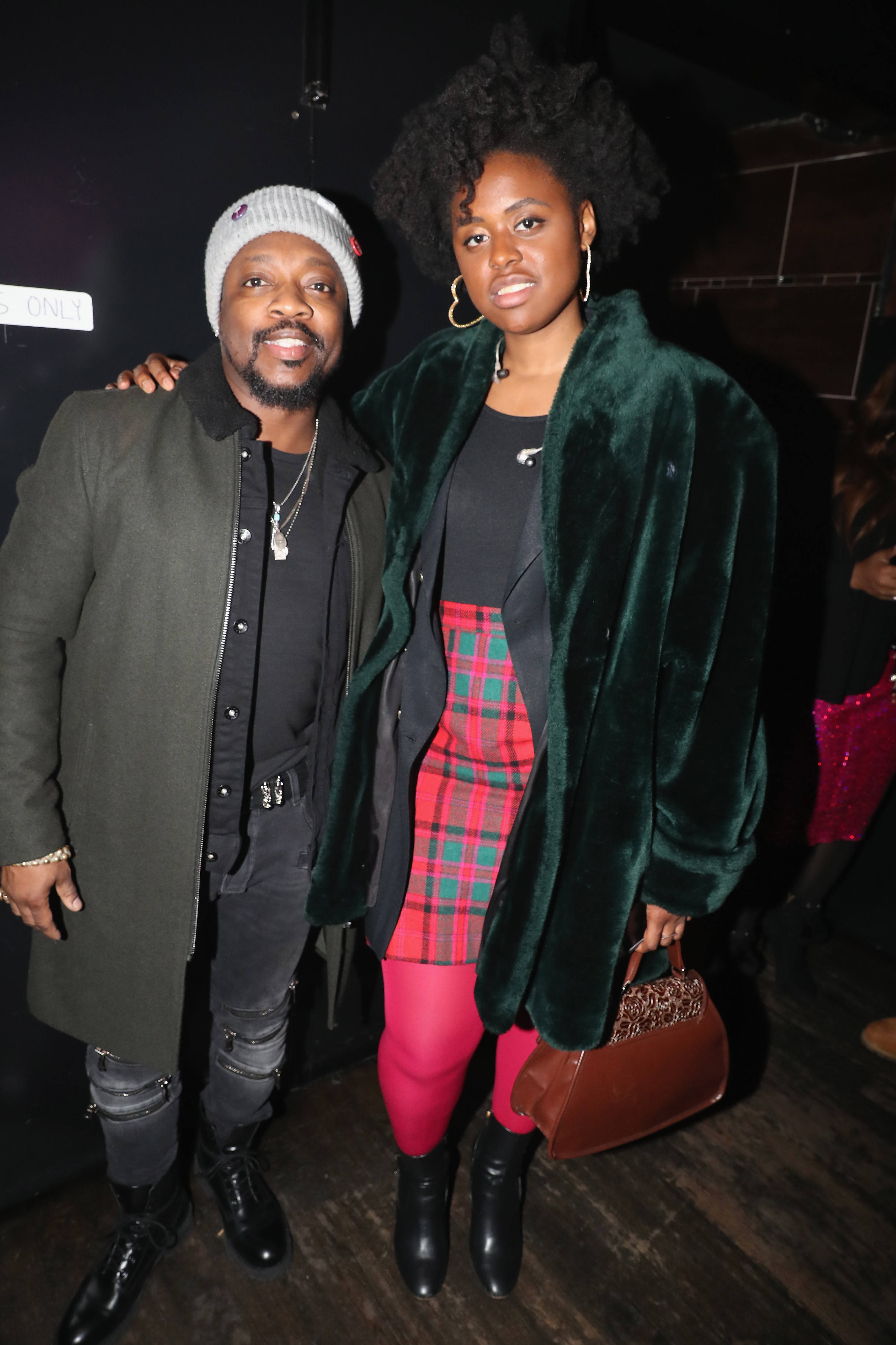 Anthony Hamilton and Victory Boyd at Essence's 2018 Black Women in Music event