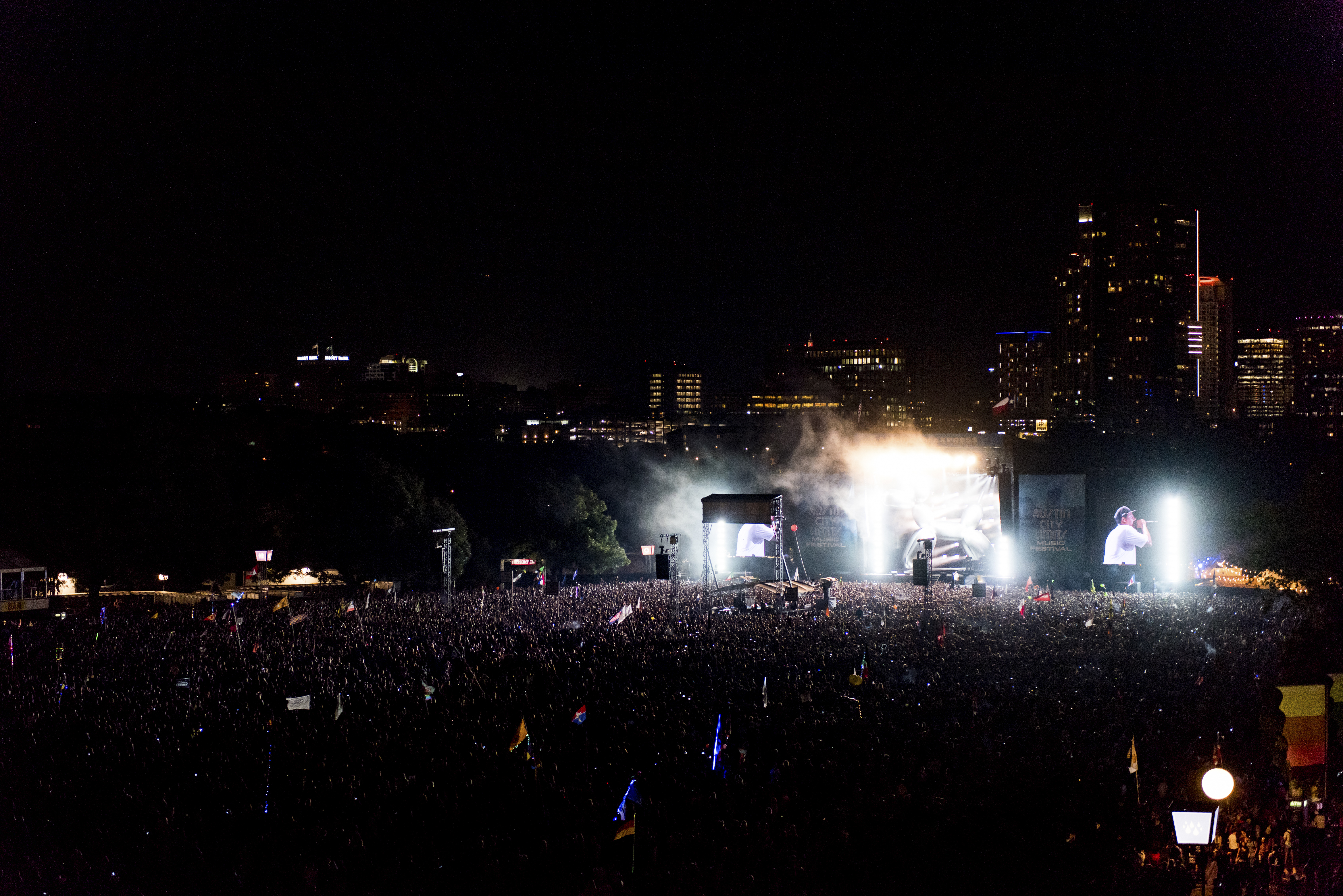 Jay Z at Austin City Limits 2017
