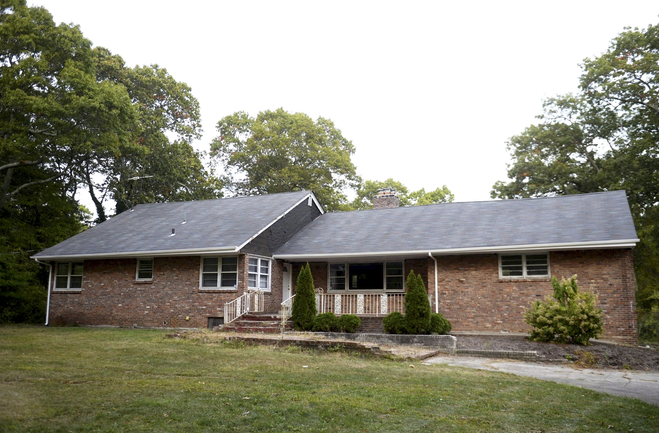 John and Alice Coltrane's home in Dix Hills on Long Island, New York