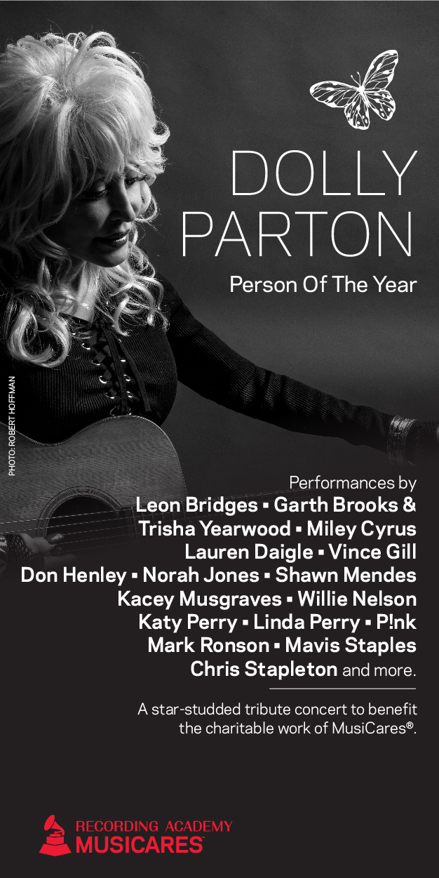 Dolly Parton Person Of The Year Performers_121818
