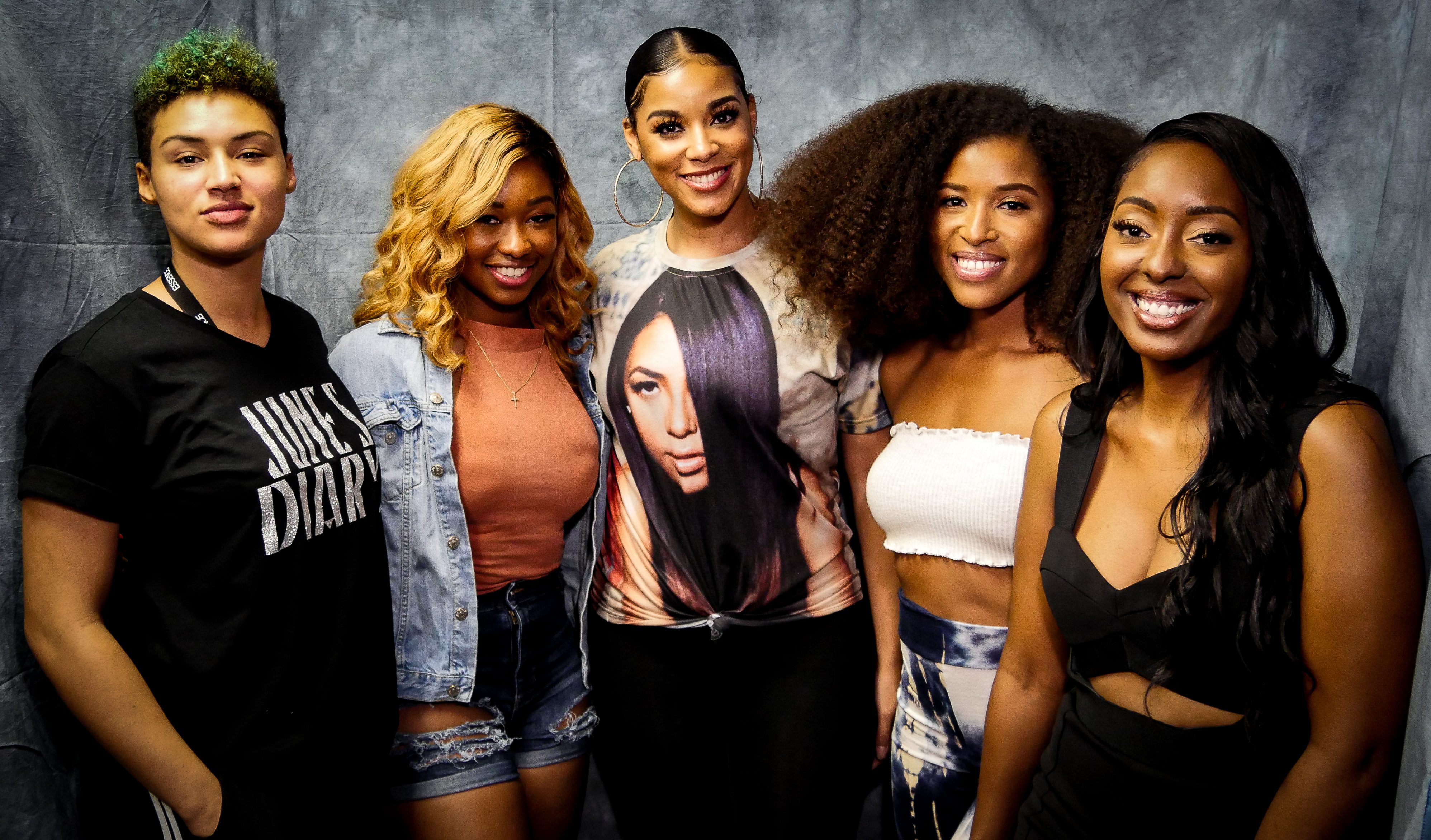 June's Diary At Essence 2018