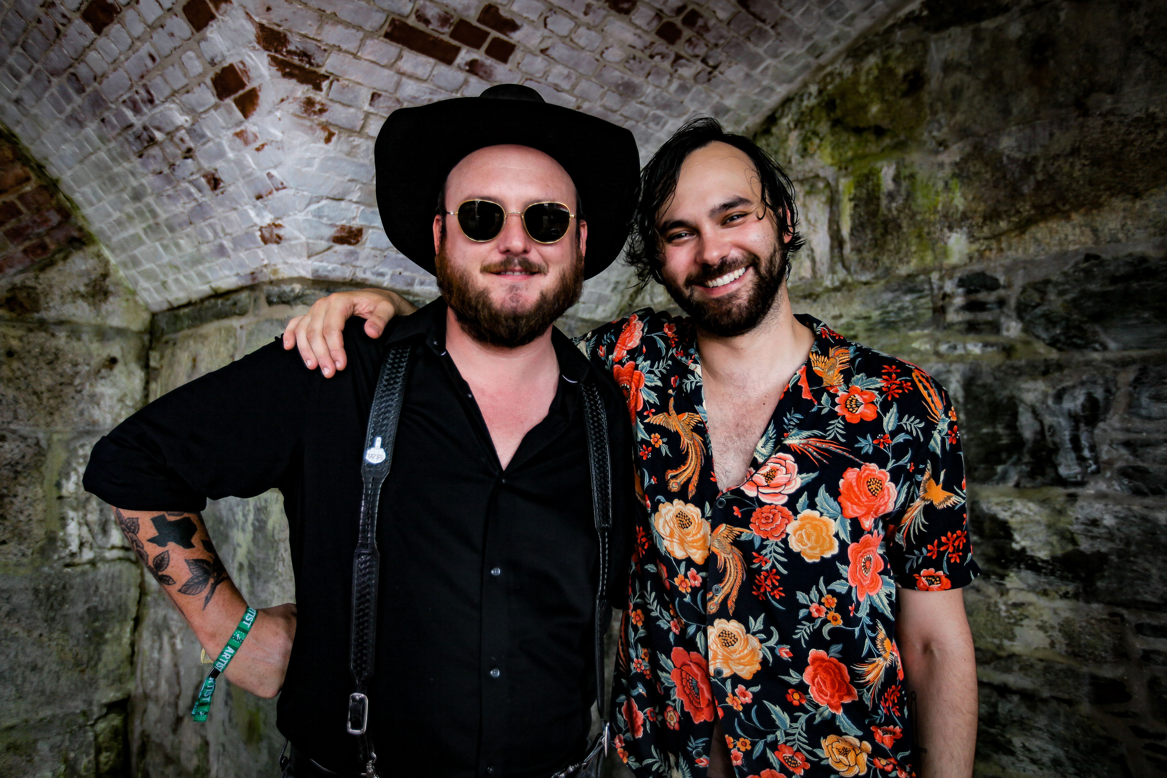 Paul Cauthen and Shakey Graves