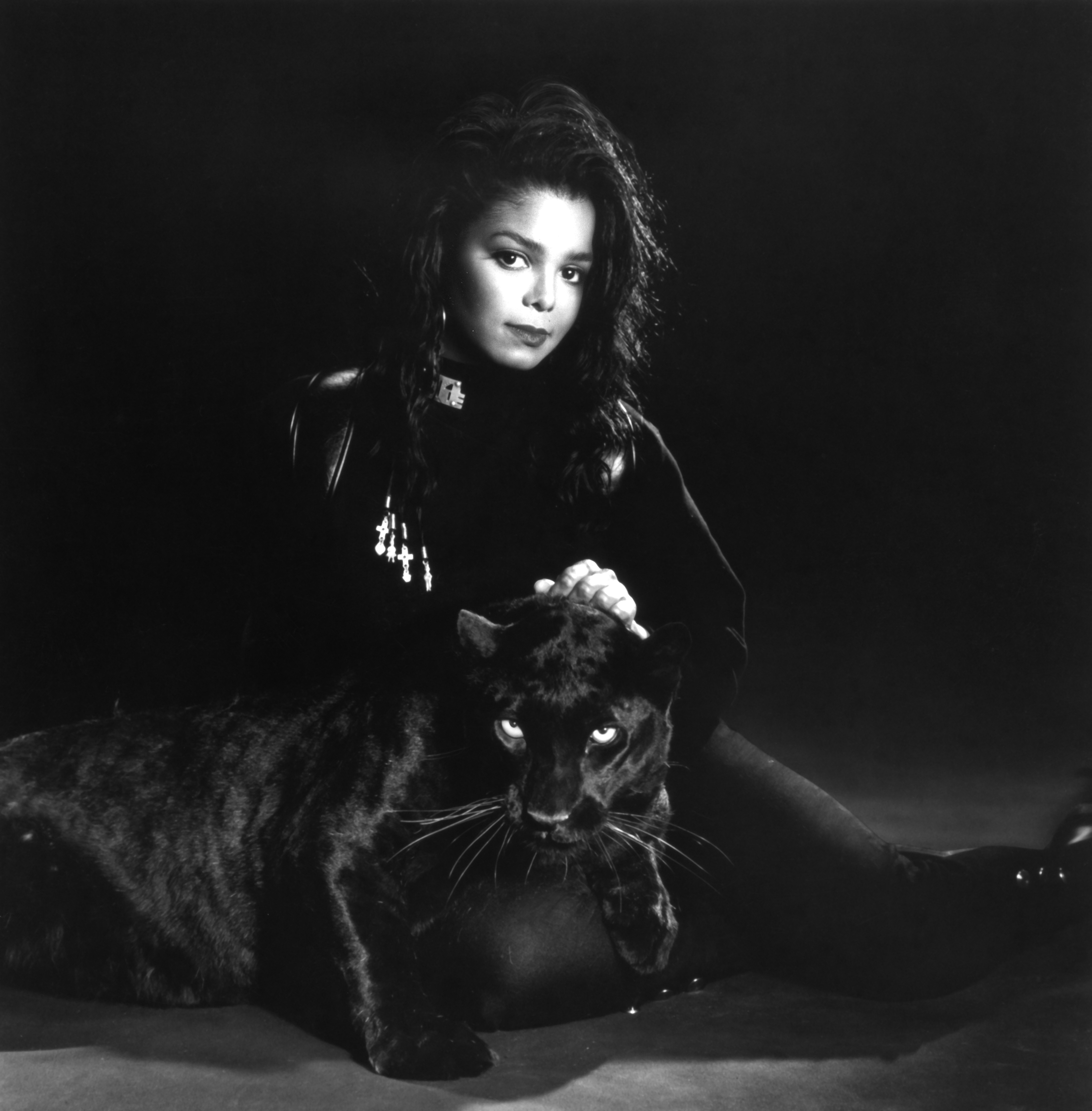 Janet Jackson in 1989