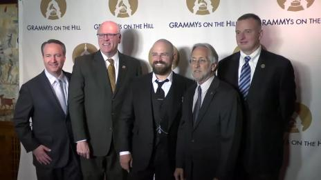 Zac Brown Band Saluted On Capitol Hill