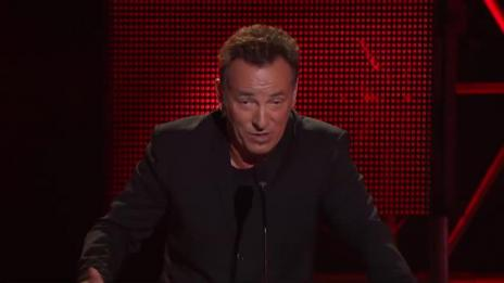 Bruce Springsteen: MusiCares Person of the Year Acceptance