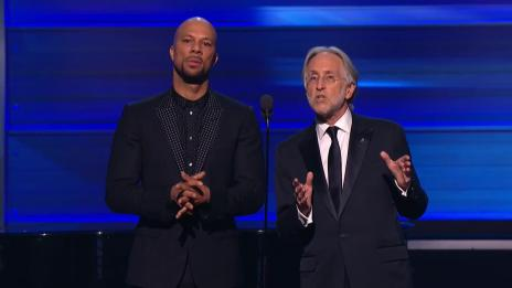 Neil Portnow, Common: Music Industry Can Thrive For Future Generations
