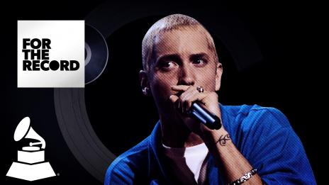 "For The Record: Eminem's ""Lose Yourself"""