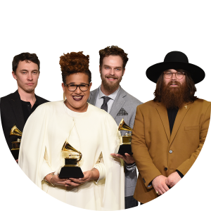 Alabama Shakes, GRAMMY winners