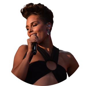 Alicia Keys, GRAMMY winner