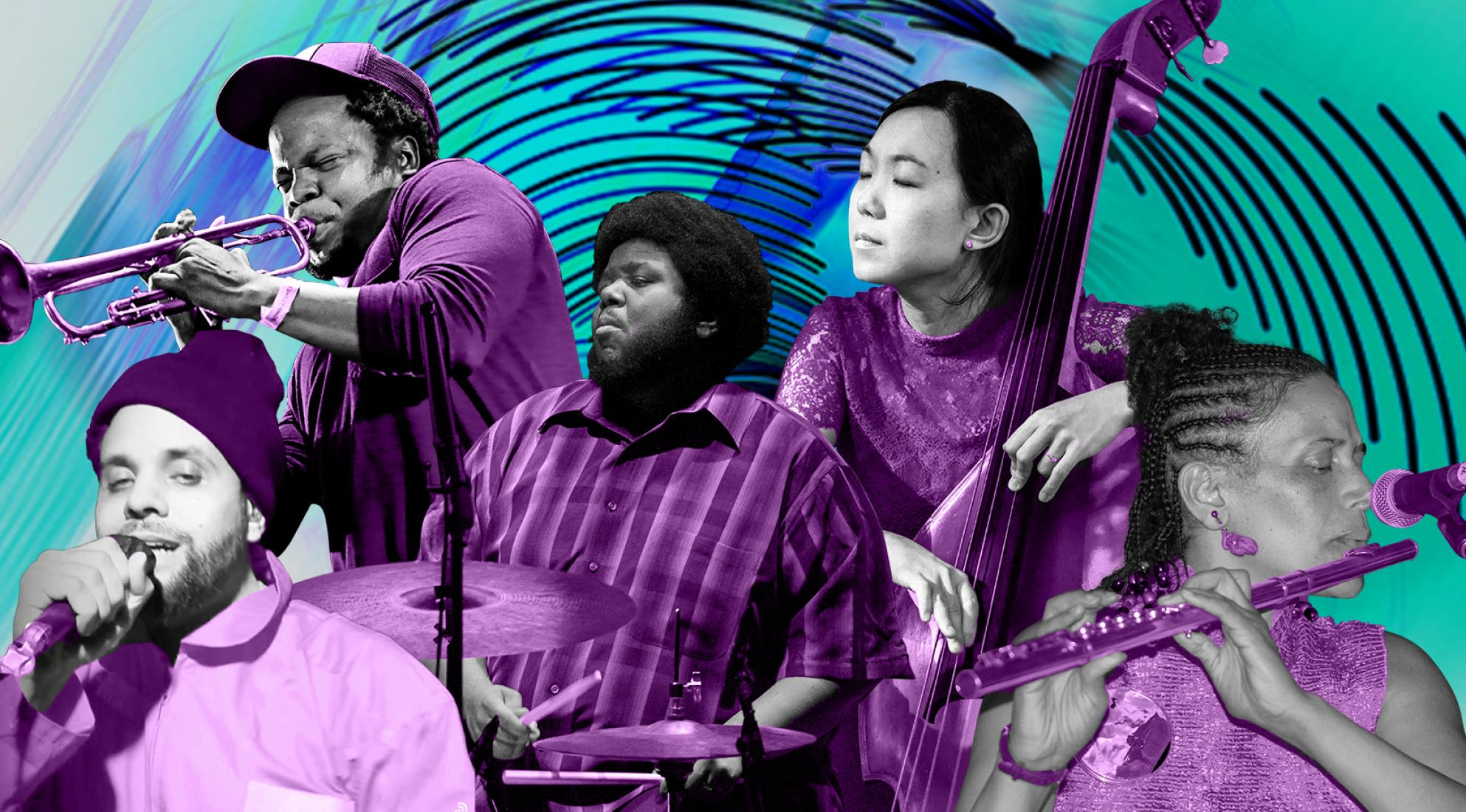 Five Artists Pushing Jazz Into The Future