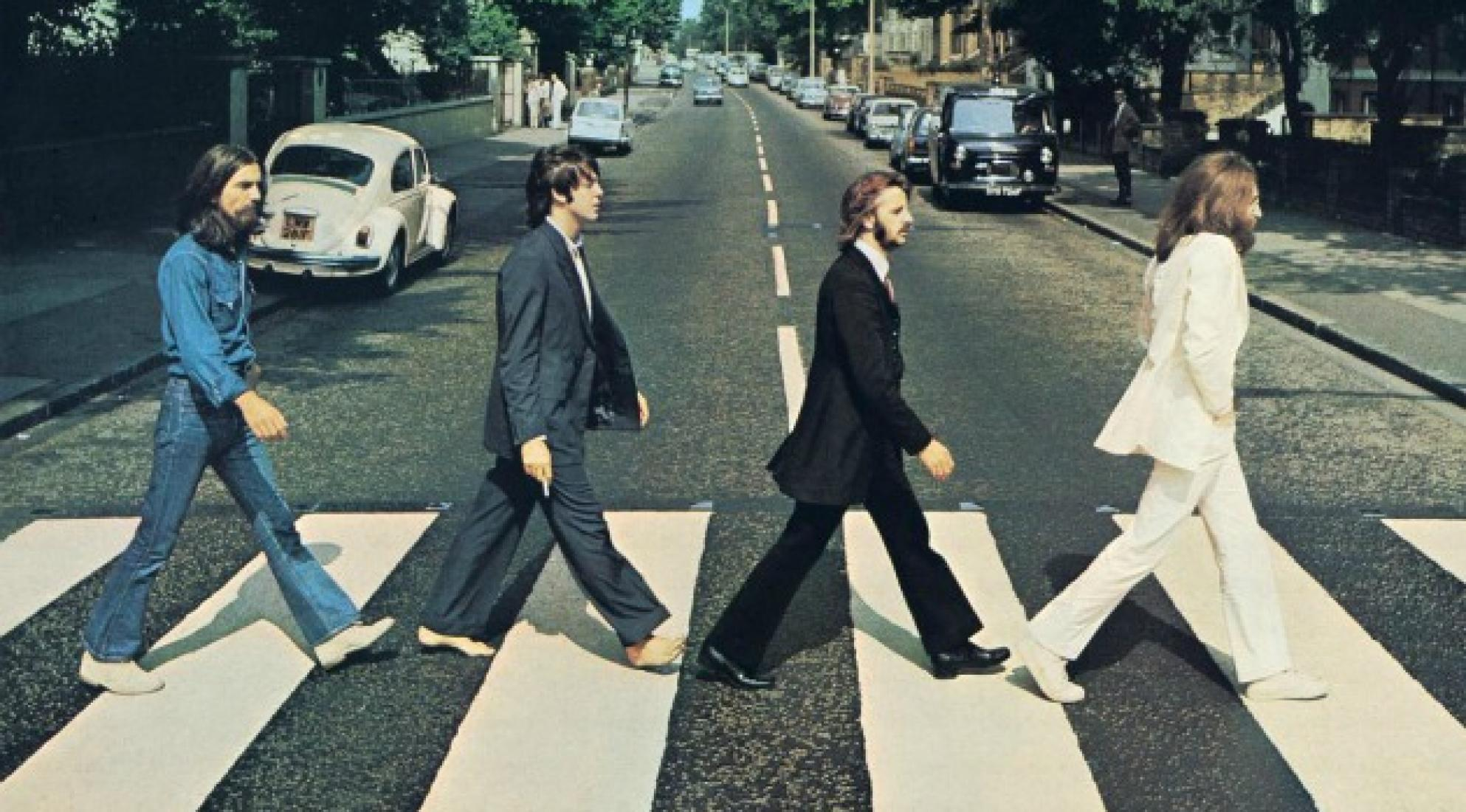 The Beatles' 'Abbey Road'
