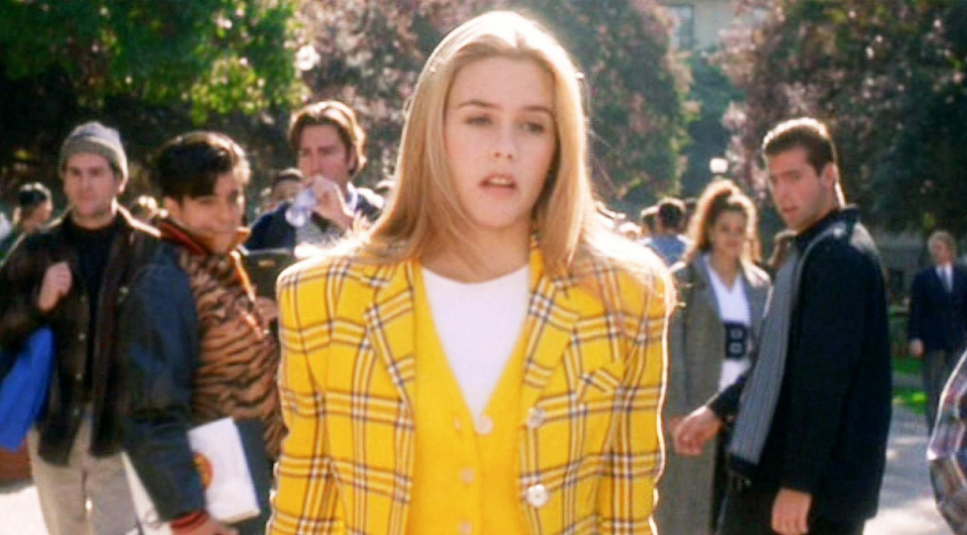 Alicia Silverstone as Cher Horowitz in 'Clueless' (1995)