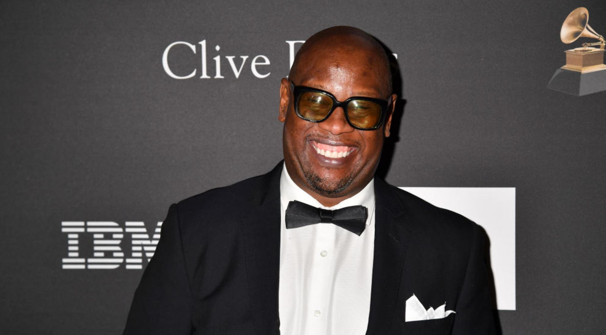 Andre Harrell attends the Recording Academy/Clive Davis Pre-GRAMMY Gala in 2019