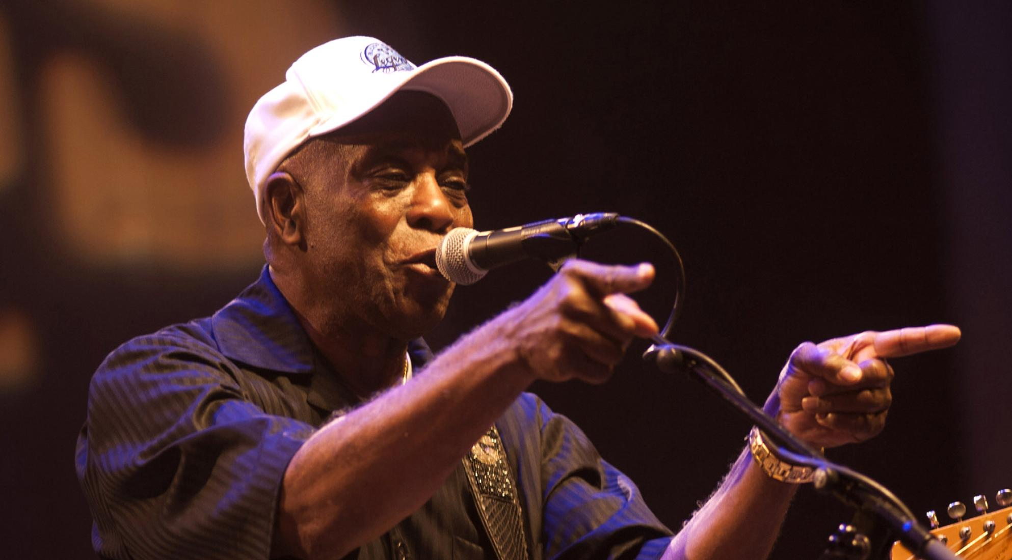 Buddy Guy, GRAMMY winner
