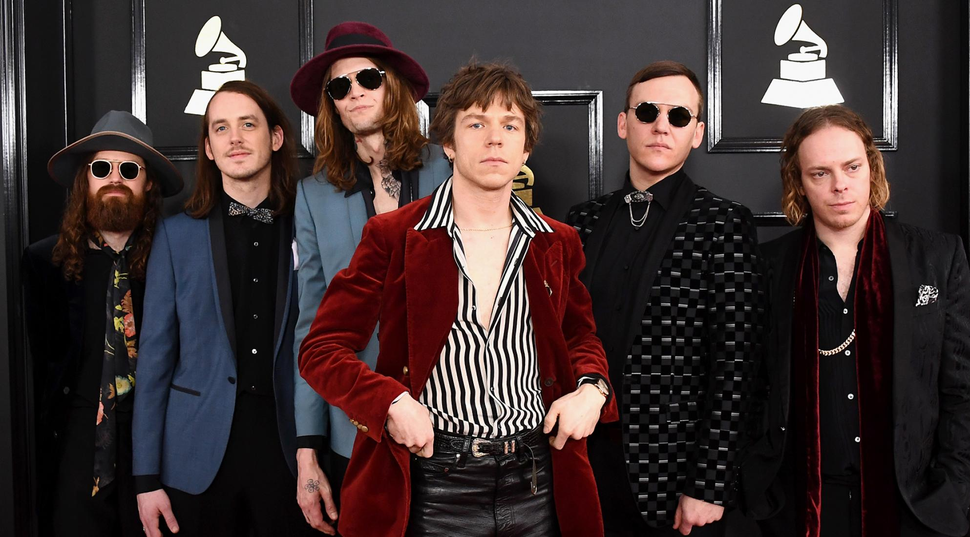 Cage The Elephant, GRAMMY winners