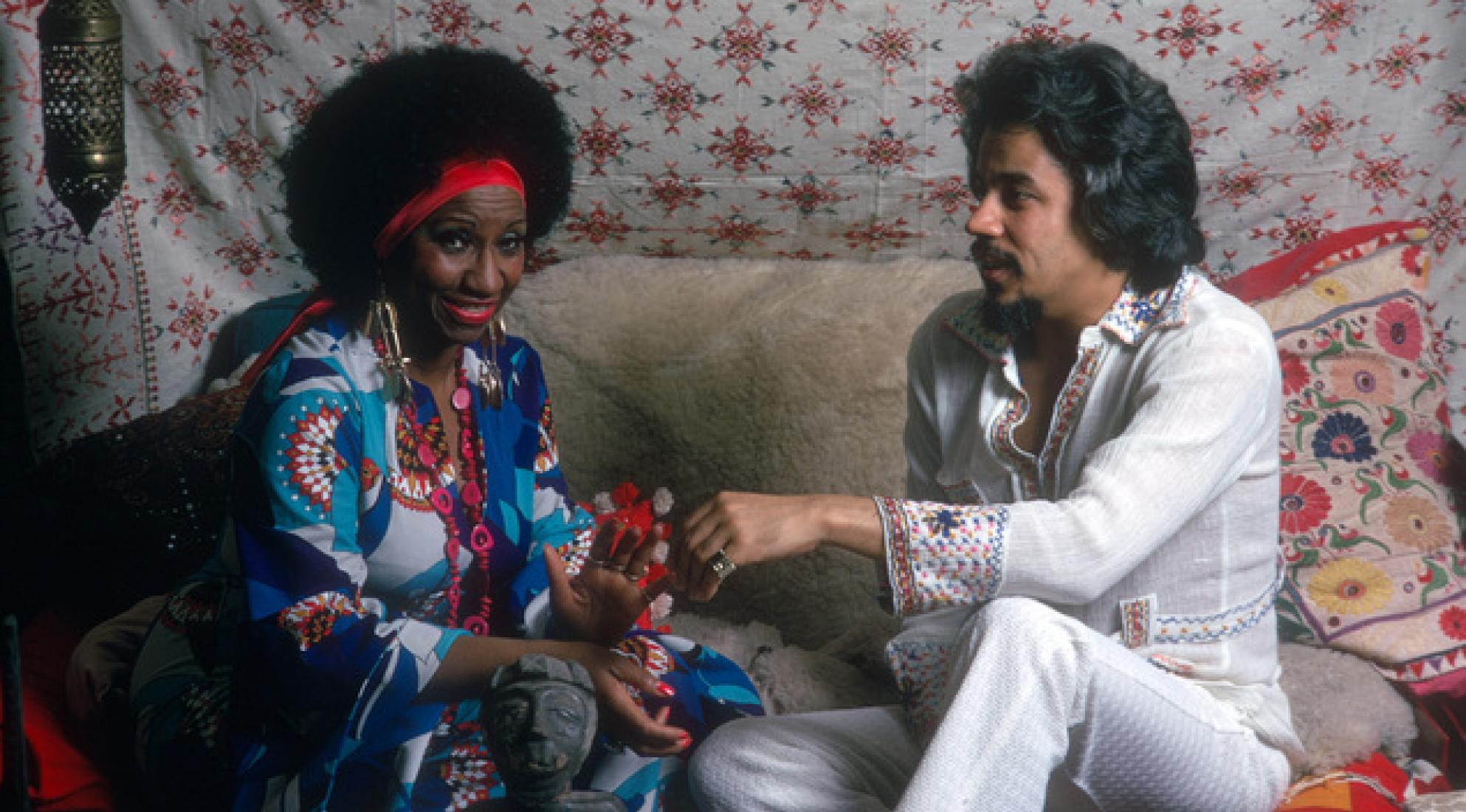 Celia Cruz & Johnny Pacheco