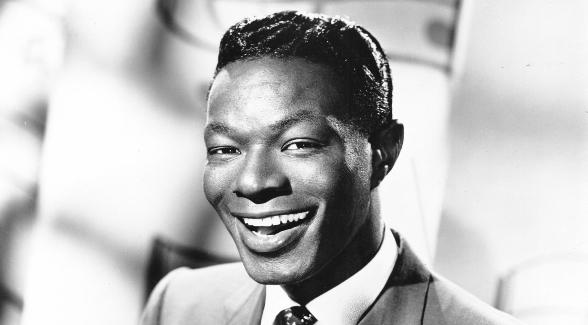 "Nat ""King"" Cole circa 1950"