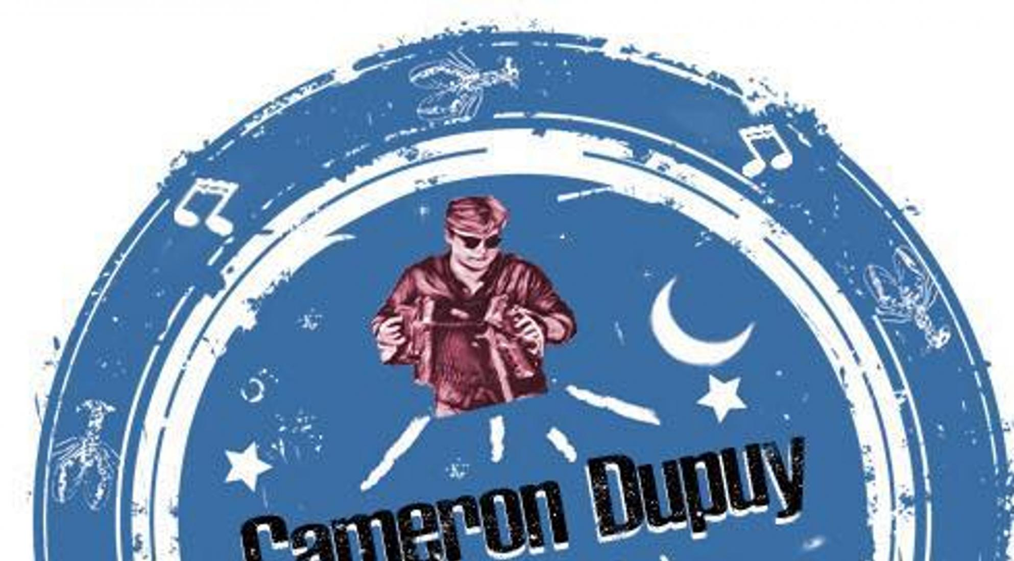 Cameron Dupuy And The Cajun Troubadours
