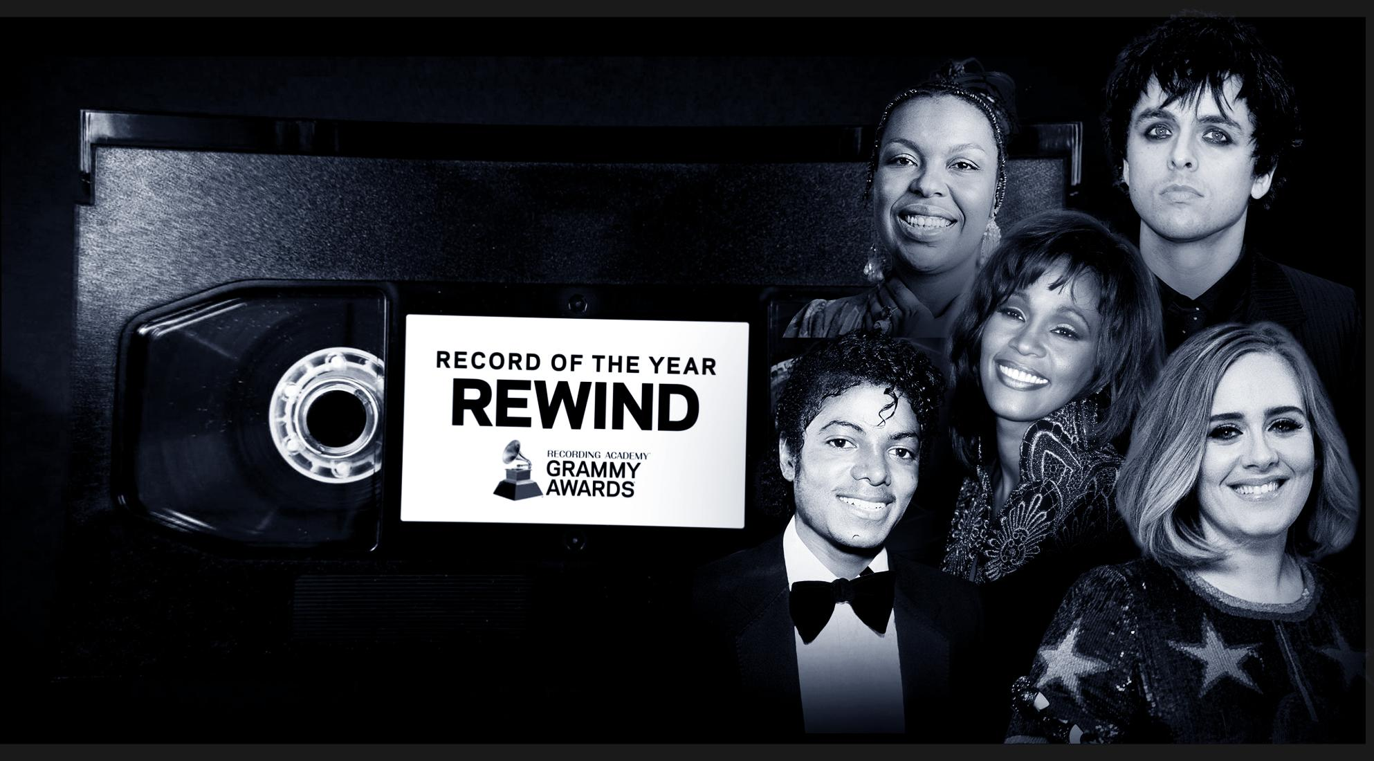 Record Of The Year GRAMMY Rewind