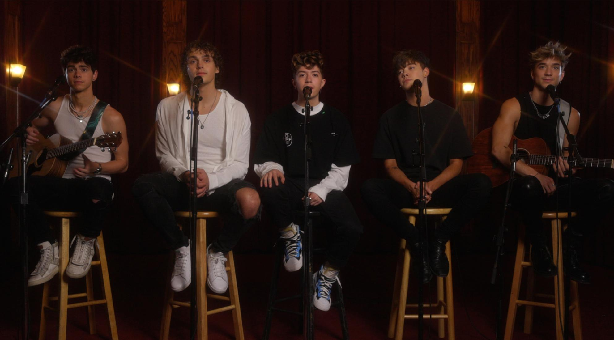 Press Play At Home: Why Don't We