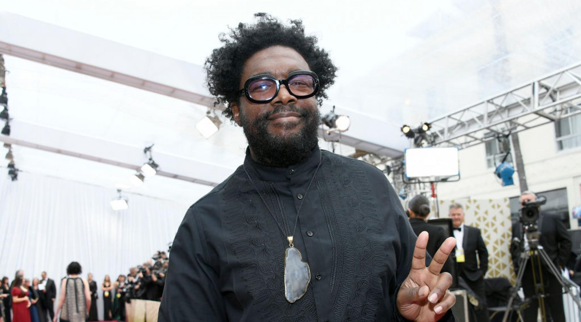 Questlove -Earth-Day-Live - GettyImages-1205130576