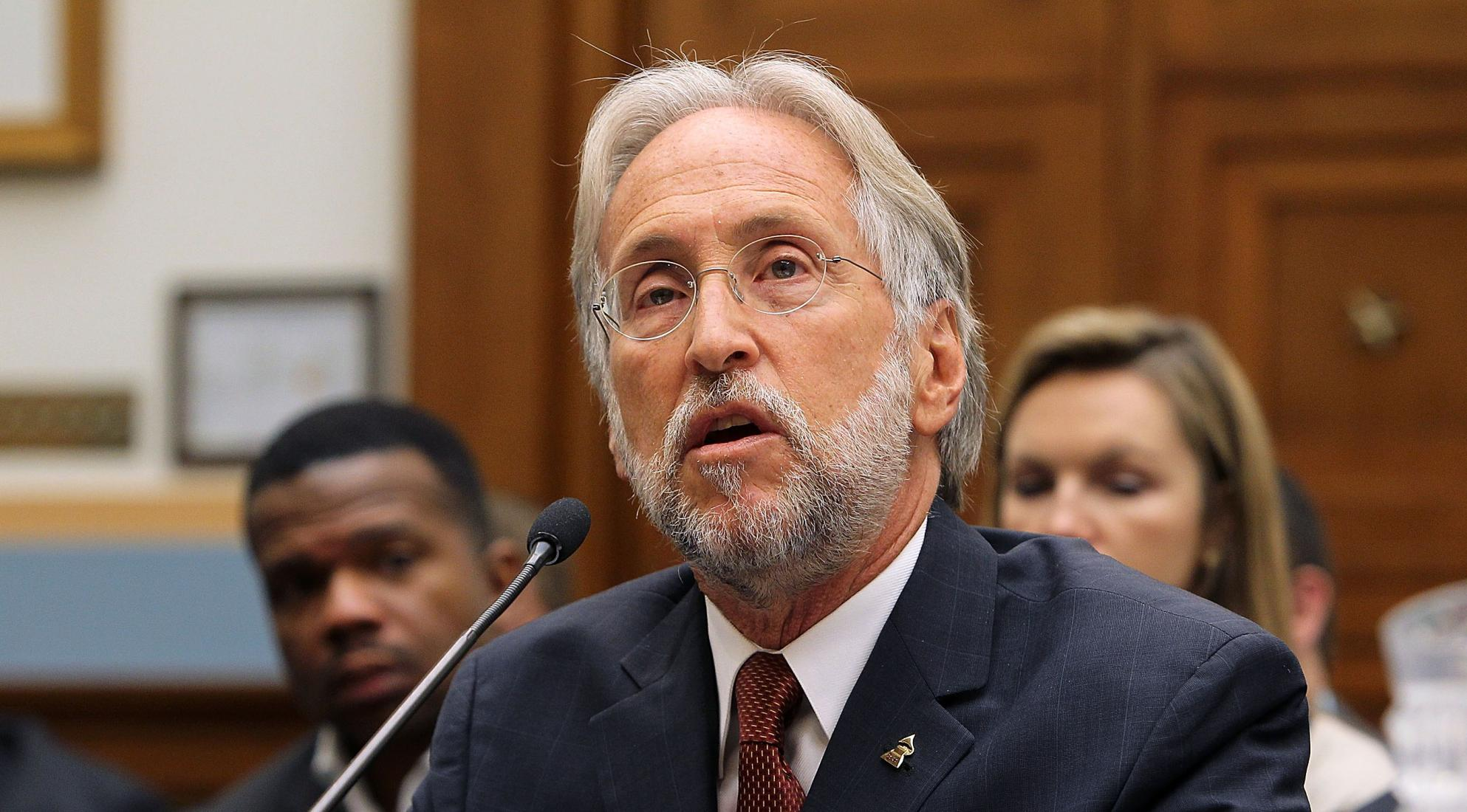 Neil Portnow photographed in 2014