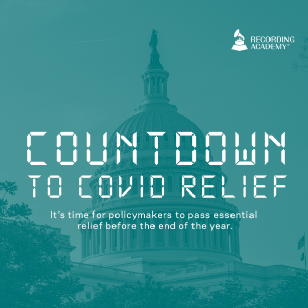 Countdown To COVID Relief
