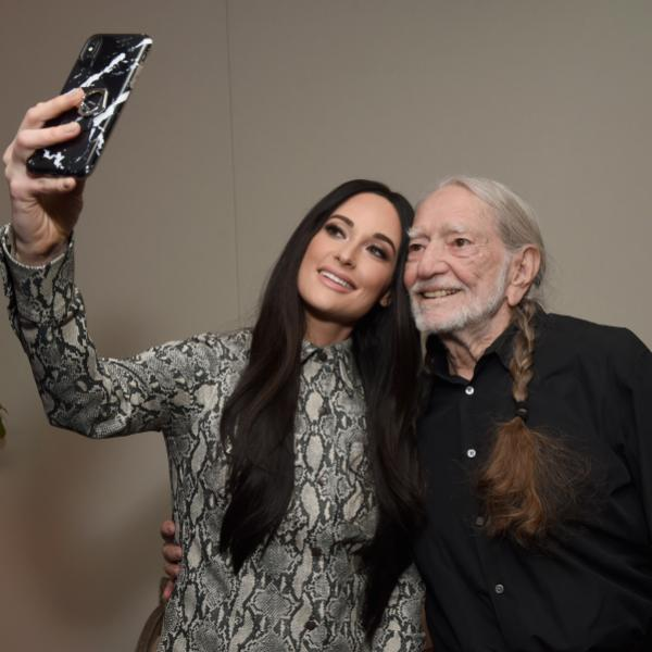 Kacey Musgraves & Willie Nelson