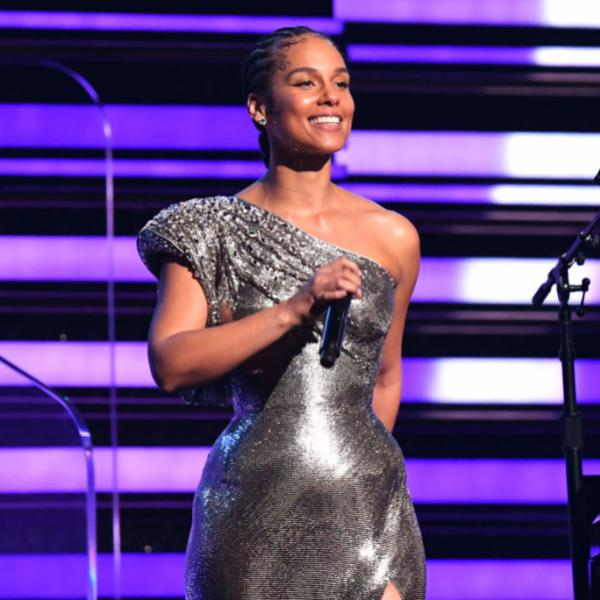 Alicia Keys performs at the 62nd GRAMMY Awards in 2020