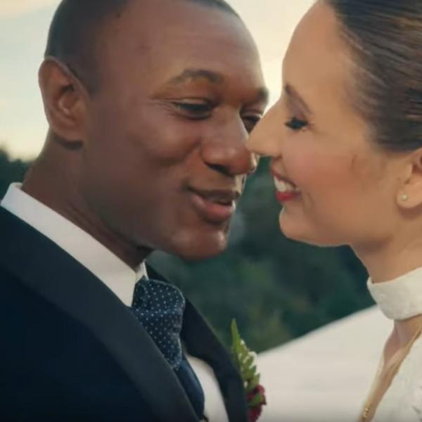 "Aloe Blacc & Maya Jupiter in ""I Do"""