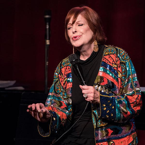 Annie Ross in 2015