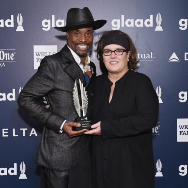 Billy Porter & Rosie O'Donnell