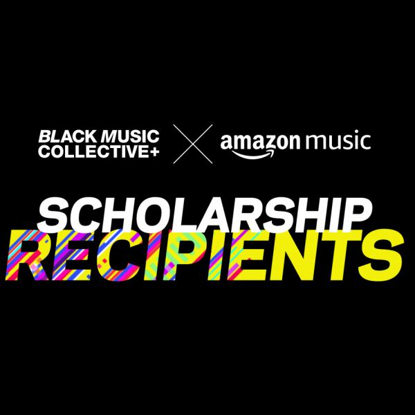 """Artwork for The Recording Academy's Black Music Collective And Amazon Music """"Your Future Is Now"""" Scholarship Program"""