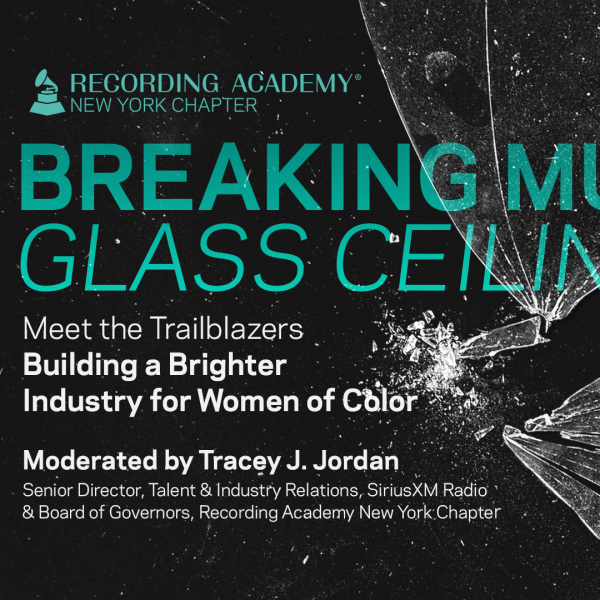NY Breaking Music's Glass Ceiling