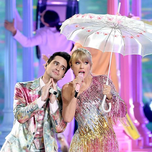 Brandon Urie & Taylor Swift