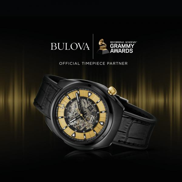 Photo of GRAMMY Timepieces featuring GRAMMIUM from Bulova