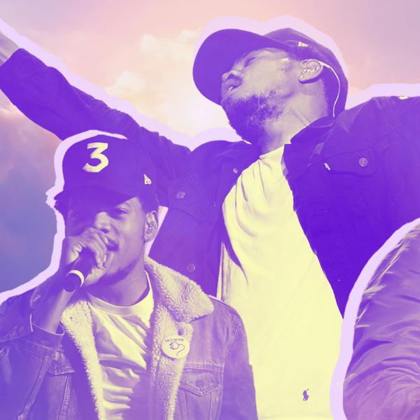 Artwork of Chance The Rapper