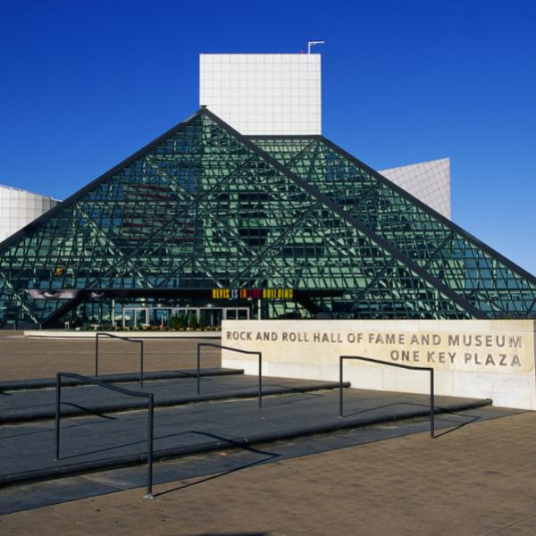 Rock & Roll Hall of Fame and Museum at One Key Plaza
