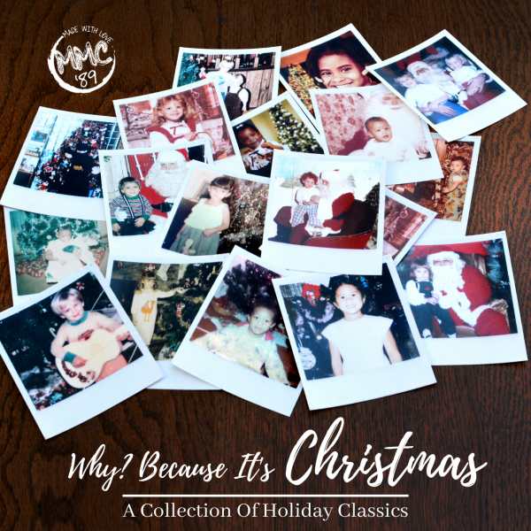 'Why? Because It's Christmas' album cover
