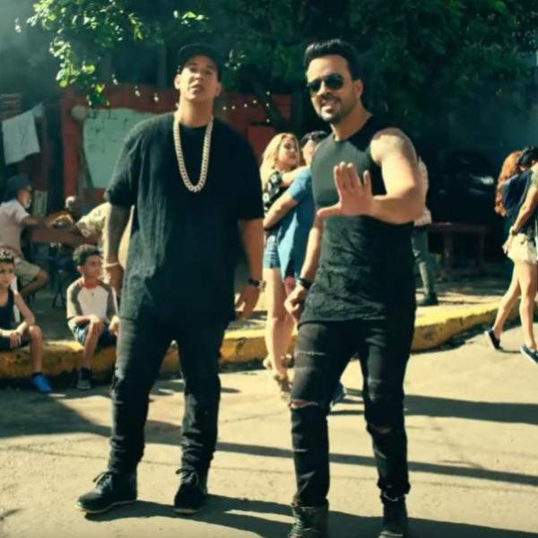"Luis Fonsi & Daddy Yankee in ""Despacito"""