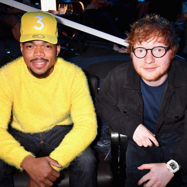 Chance the Rapper & Ed Sheeran