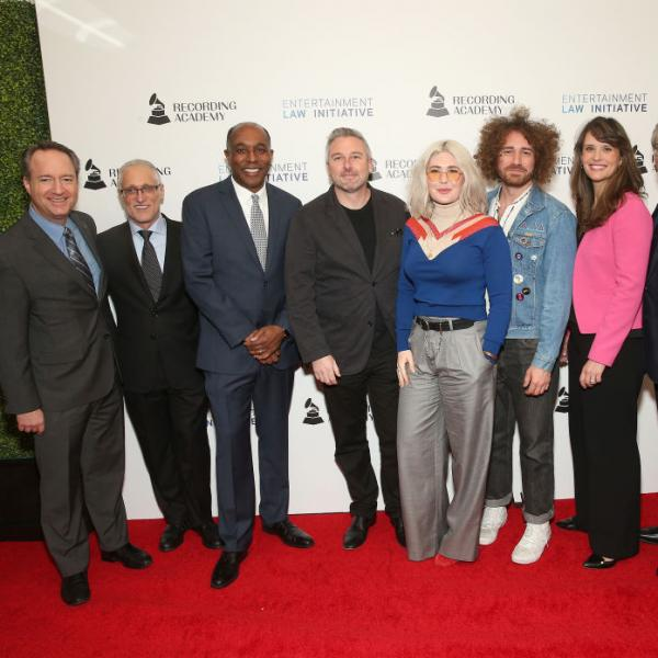 Entertainment Law Initiative 2020 Event