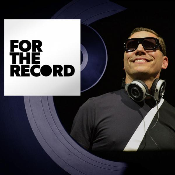 For The Record: Tiësto