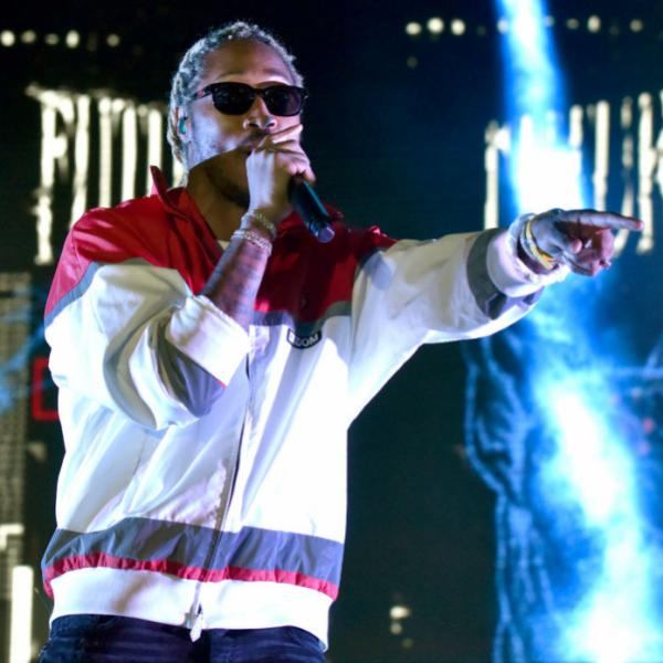 Future performs at Rolling Loud 2019 in Oakland, Calif.