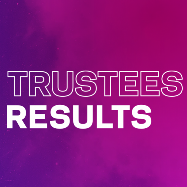 Artwork for At-Large Trustees Election Results