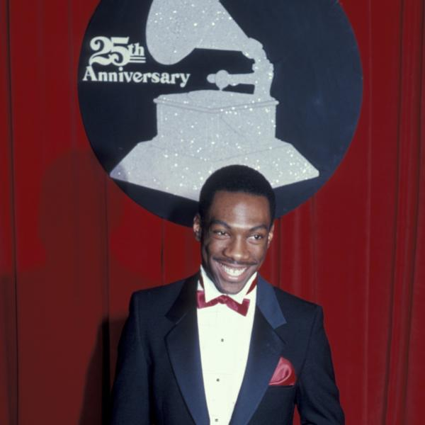 Eddie Murphy at the 25th GRAMMY Awards