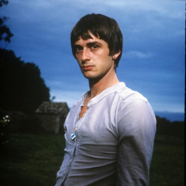 Mike Oldfield photographed circa 1975