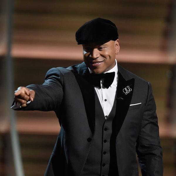 LL Cool J at the 58th GRAMMY Awards in 2017