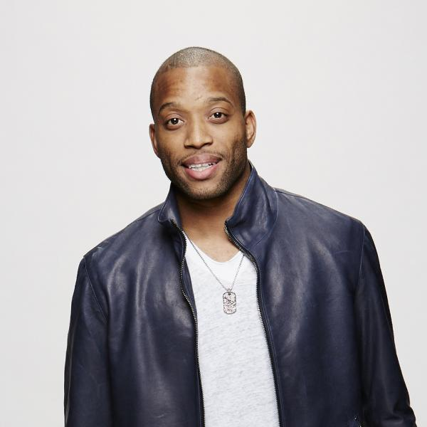 Trombone Shorty photographed in 2017